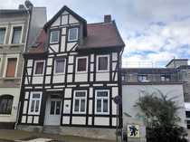 Individuelle Eigentumswohnung mit freigelegten Balken