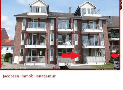 Die Nähe zur Innenstadt genießen -  gut geschnittene Wohnung in Citylage von Schleswig