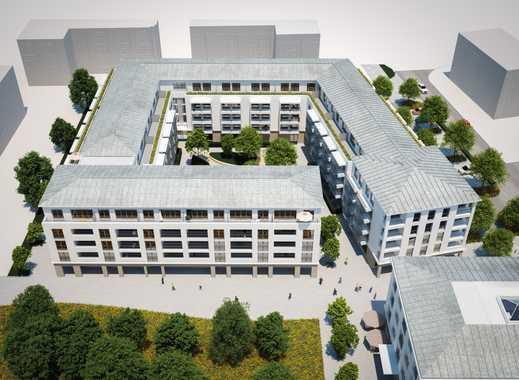 """Studentenwohnheim """"UNIKUM"""", """"Neue Mitte"""" des Campus Martinsried"""