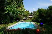 Privatverkauf Villa in paradiesischem Garten