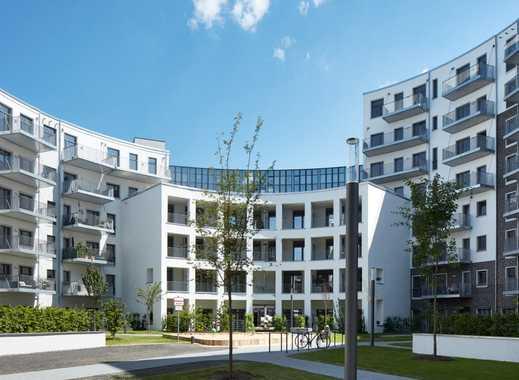 Seltenheit! 4-Zimmer-Erdgeschosswohnung mit Terrasse, Einbauküche, 2 Badezimmer und Fußbodenheizung