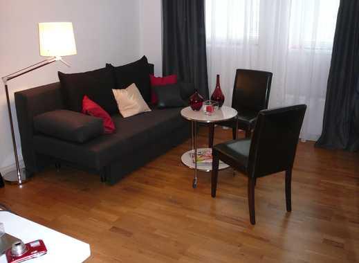 Chice, möblierte, neuwertige 1-Zimmer-Wohnung mit EBK in Altstadt & Neustadt-Süd, Köln