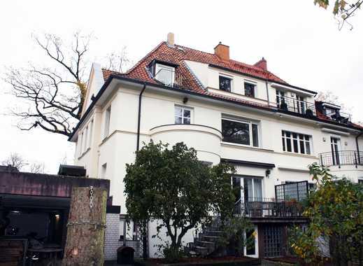Villa in Hannover Kleefeld mit großem Grundstück!