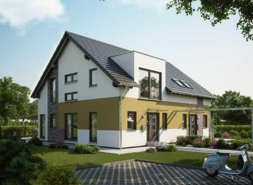 Doppelhausplanung Neubau in Donaueschingen