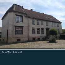 Altes Guts -Herrenhaus im Dorfkern