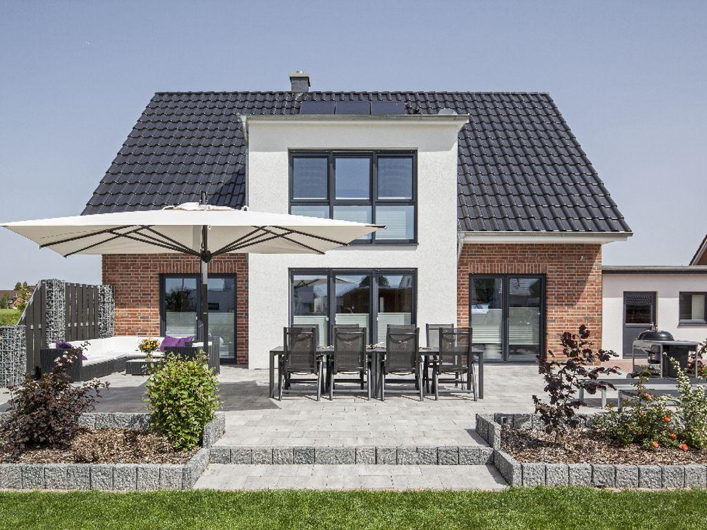 Haus Arnold - So modern kann klassisch nordisch sein.