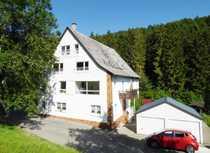 Mehrfamilienhaus - idyllische ruhige Waldrandlage