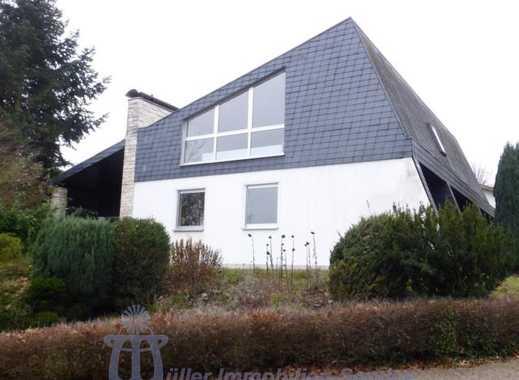 Wohnhaus mit Fernblick in bevorzugter Wohnlage von Bexbach