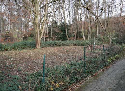 Großes Baugrundstück (Doppelhausbebauung möglich!) im beliebten Beueler Ortsteil Küdinghoven