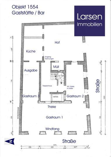 1554 Grundriss EG mit LI