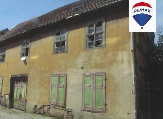 Zweifamilienhaus mit zentralem Grundstück in Dahme/Mark