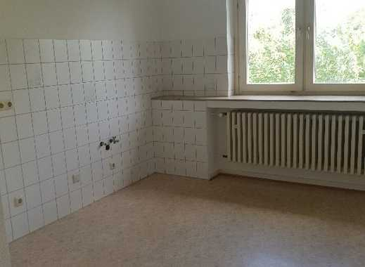 Exklusive, sanierte 2-Zimmer-Wohnung mit Balkon in Neuss