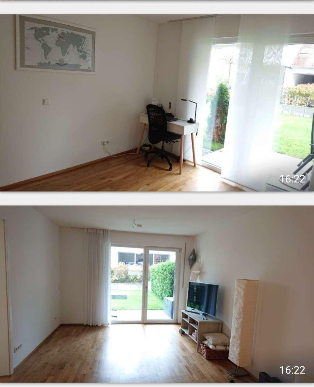 Exklusive, neuwertige 2-Zimmer-EG-Wohnung mit EBK in Erlangen in Sieglitzhof (Erlangen)