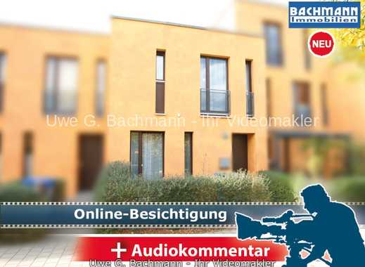 Berlin - Biesdorf: Reihenmittelhaus 4 Zimmer und PKW-Stellplatz - UWE G. BACHMANN