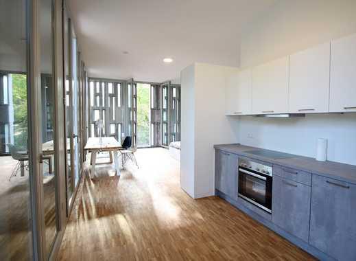 Rarität: Möbliertes Design-Appartement in umgebauter Kirche! Für Studierende, Singles, Paare