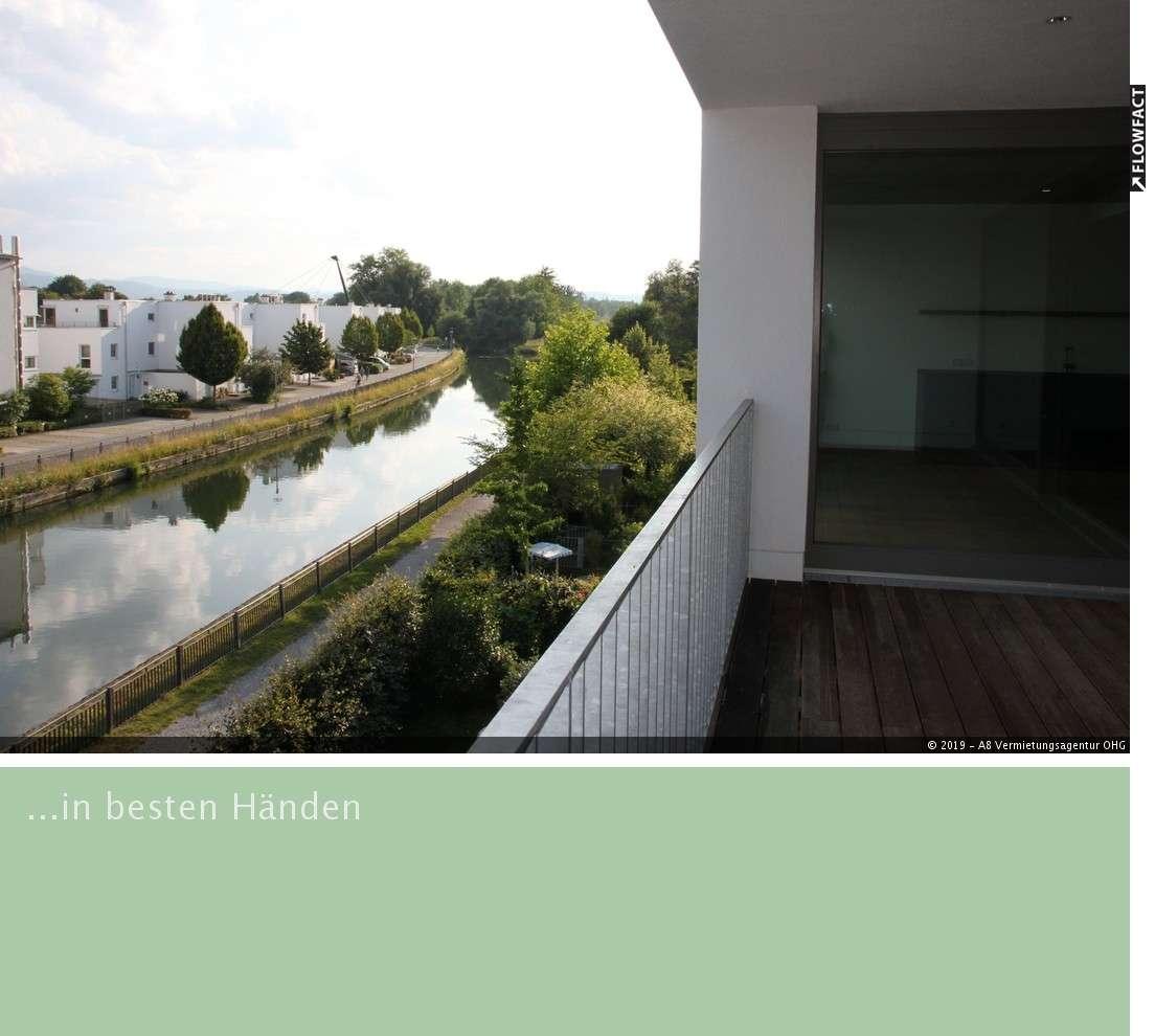 Teilmöblierte, stilvolle Wohnung mit Bergblick