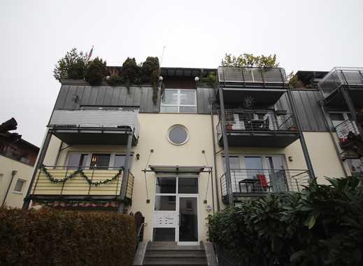 4 Luxus-Zi.-Penthousewohnung ! Terrasse rundum,Luxusbad,Einbauküche,TG-Stellplatz,Whirlpool