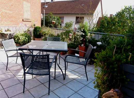 3 Zi.-Erdgeschosswohnung mit Terrasse teilw. barrierefrei