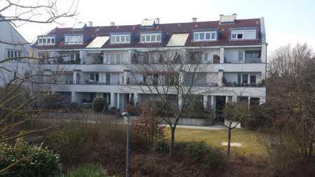 3-Zimmer-Wohnung mit 2 Balkonen (Altenburgblick und Friesener Warte) am Klinikum in Berg (Bamberg)