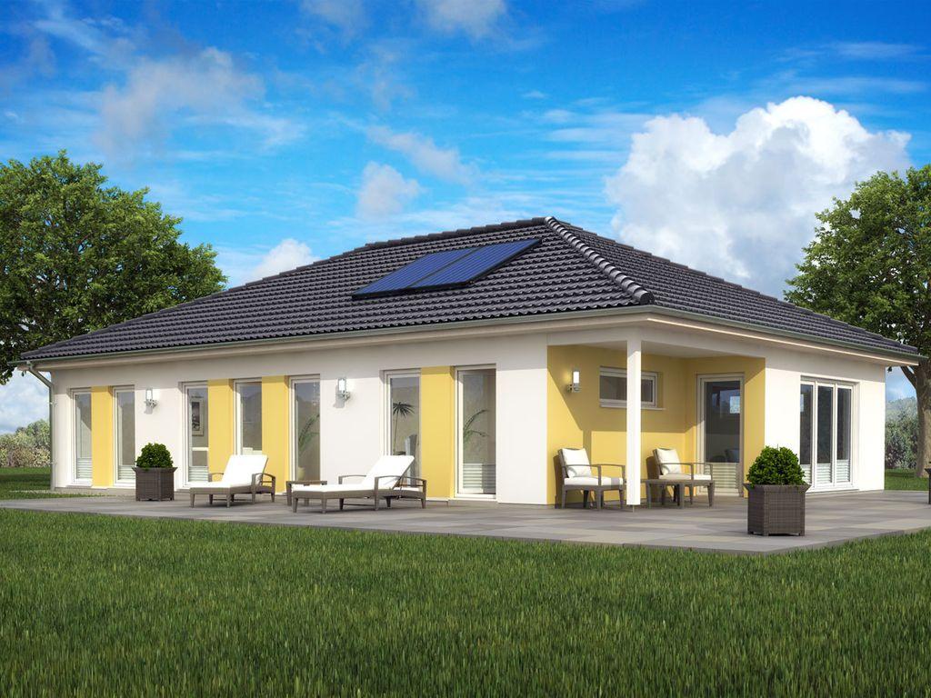 Scanhaus Marlow ihr bungalow scanhaus marlow mit 750qm grundstück in warsow bei