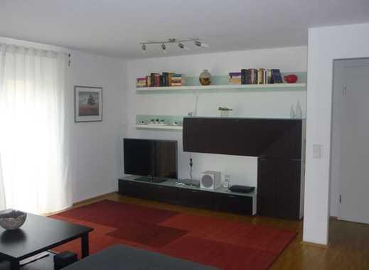 Schöne und großzügige 3-ZKB-Wohnung mit Westbalkon