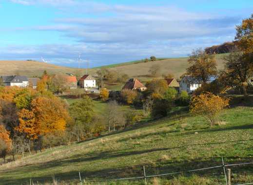 Nostalgisches Bauerhaus mit Scheune auf dem Amoshof