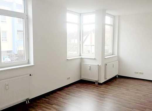 Erstbezug nach Sanierung - 1-Raum-Wohnung in Coswigs Stadtzentrum