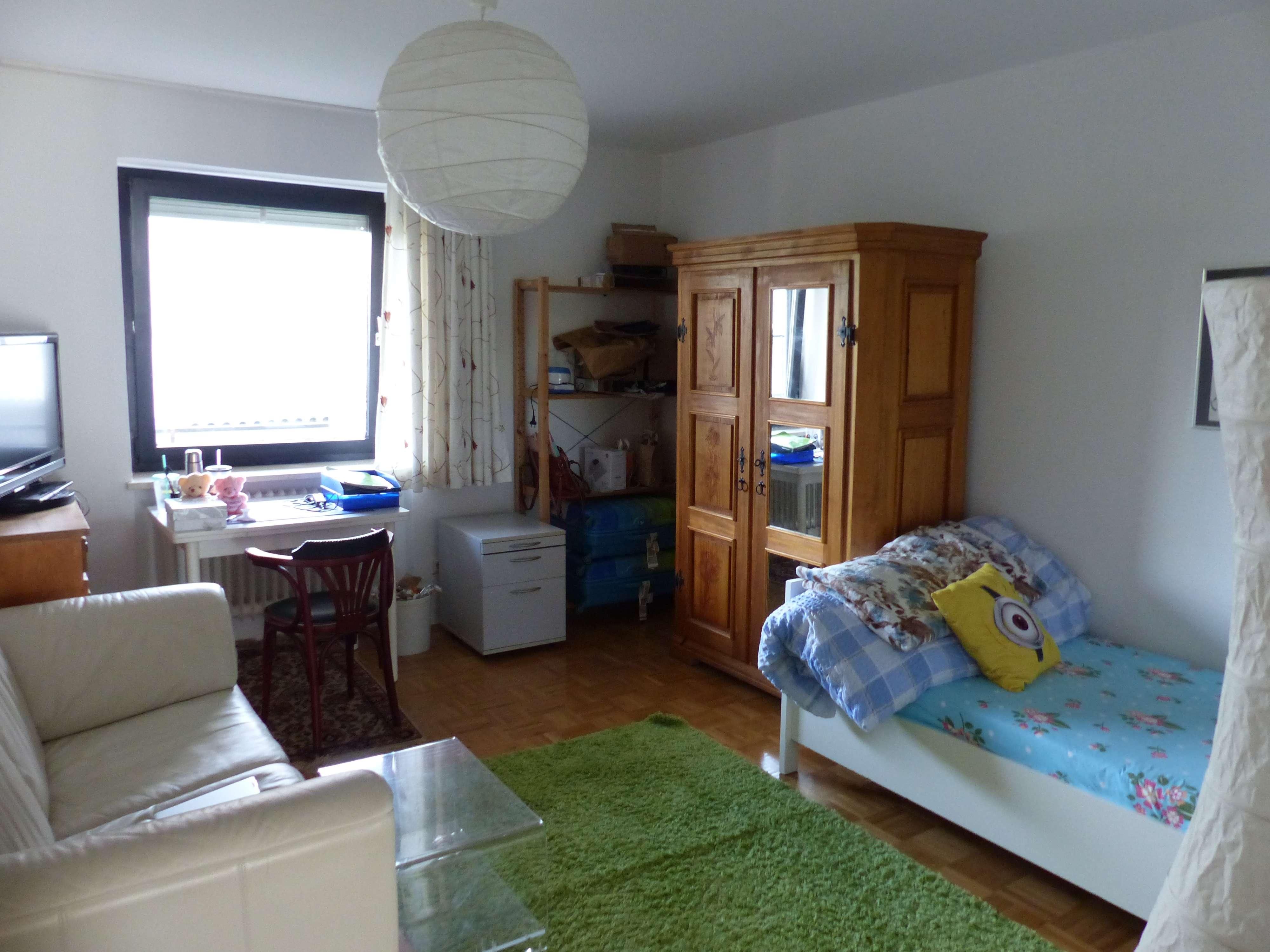 Möblierte 3-Zimmer-Wohnung für WG in Deggendorf in