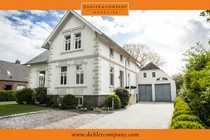 Historische Gründerzeitvilla im Stadtkern von