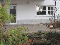 Bild Schöne 2-Zimmer-Wohnung mit Terrasse und Einbauküche in Bad Kissingen