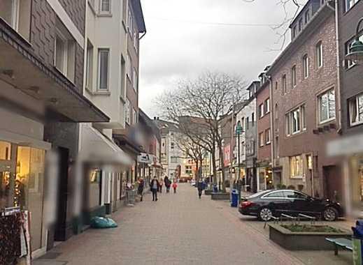 Wohn- und Geschäftshaus in der Duisburger-Innenstadt