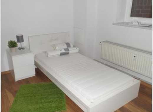 Möbliertes Zimmer 20 qm Zimmer in 4er WG, zentrumsnahe, Souterrain