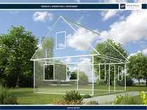 Grundstück mit Baugenehmigung