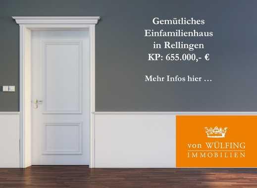 Gemütliches Einfamilienhaus in Rellingen...