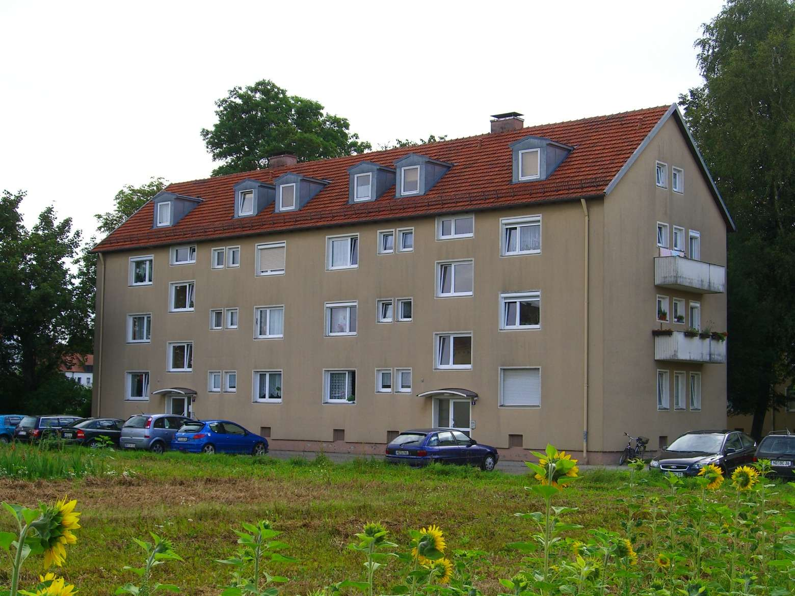 ***FRISCH RENOVIERT*** Wunderschöne 3 Zimmer-Wohnung in beliebter Lage von Neuburg in