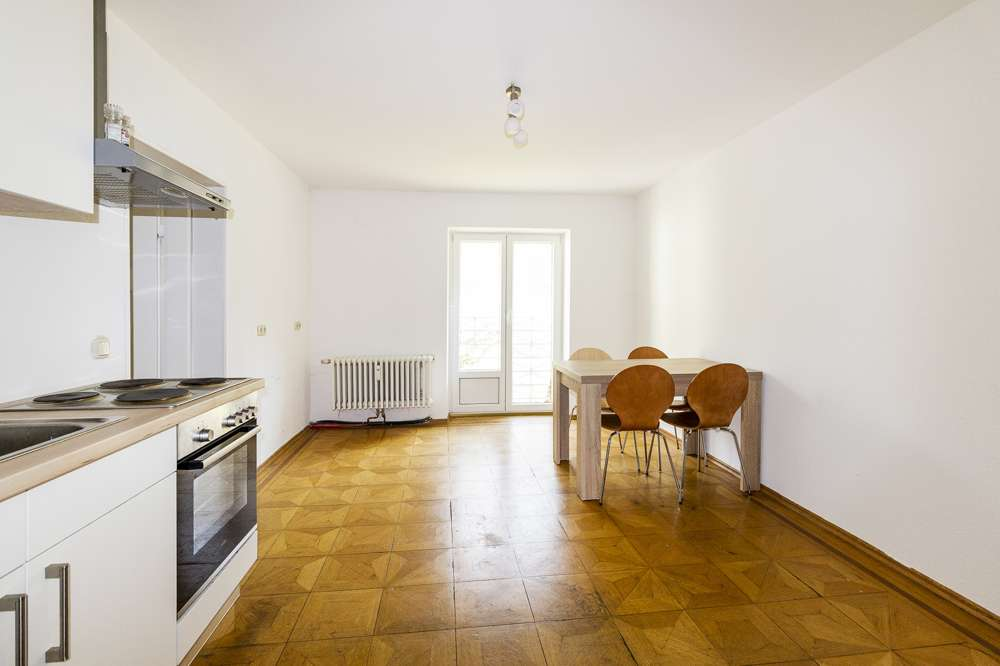 Ruhige 1,5 Zimmer Wohnung in Kaufbeuren/Gutwillen