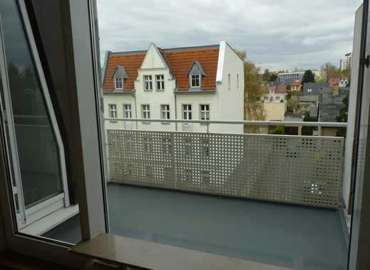 Ruhige Galeriewohnung mit Balkon