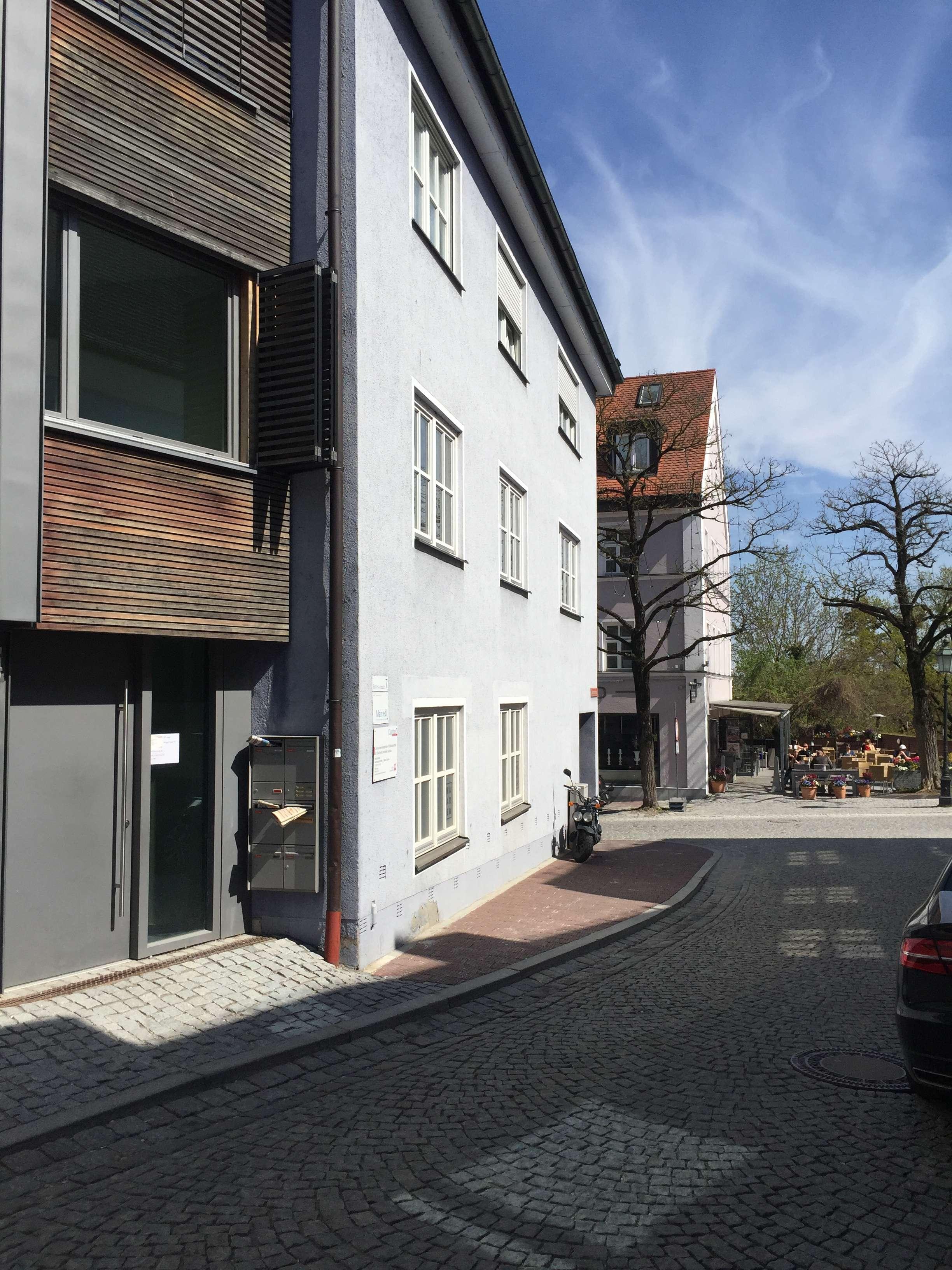 Großzügige Altstadt Wohnung in zentraler Altstadt Lage in Dachau