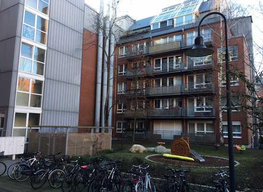 Möblierte 2-Zimmer Single Wohnung mit Balkon im Prenzlauer Berg