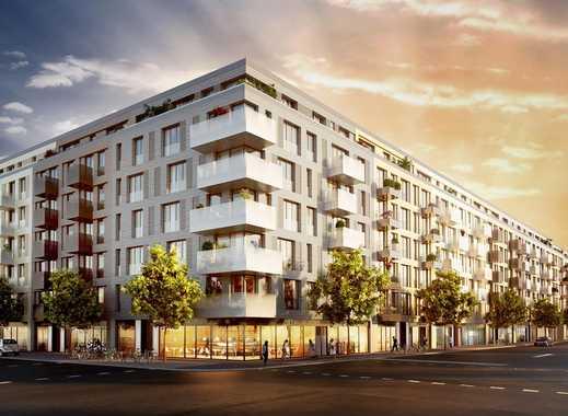 Ausgefallener Grundriss - perfekt für Singles und Paare! 2-Zimmer-Wohnung mit Balkon in bester Lage