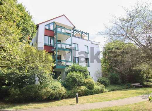 Neues Zuhause oder Kapitalanlage: Gepflegte 2-Zi.-ETW mit Loggia in Düsseldorf-Knittkuhl