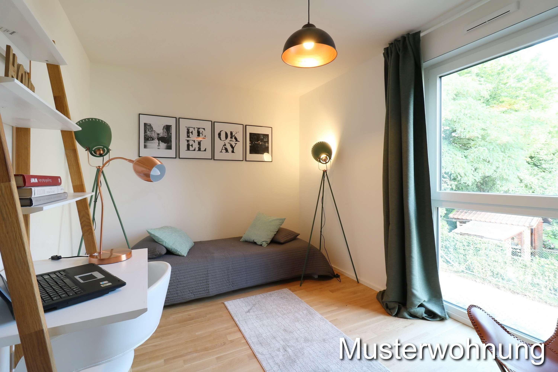 Luxuswohnung mit perfekter Aufteilung! 3 Zi mit EBK und Erstbezug! in Perlach (München)