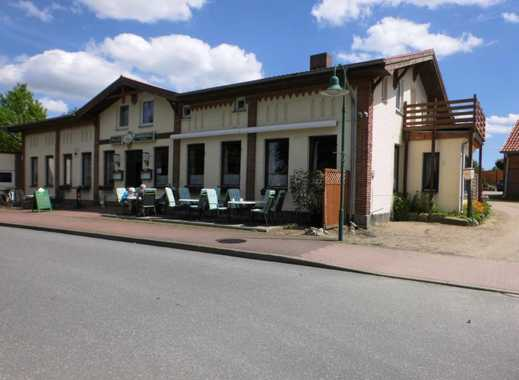 gut etablierter Landgasthof in Grebin mit Festsaal, Doppelkegelbahn und 2 Ferienwohnungen