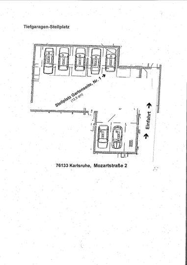 Stellplatz 1