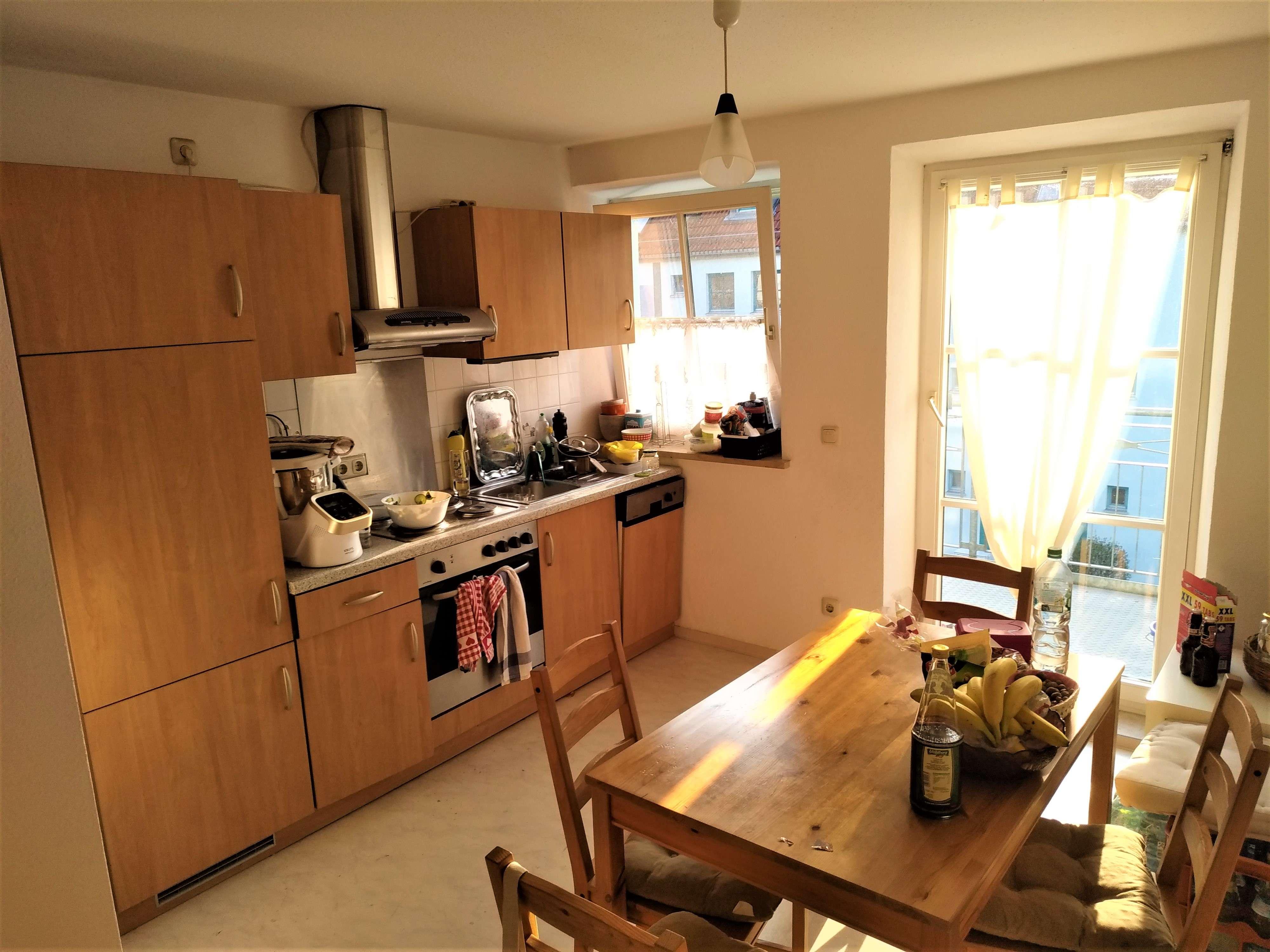 Gemütliche 2-Zimmer-Wohnung mit EBK in ruhiger Lage