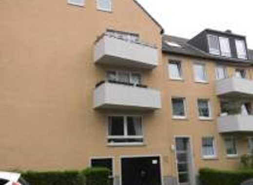 Citynahe, schöne 2,5 Raum Dachgeschoss-Wohnung in ruhiger Lage!