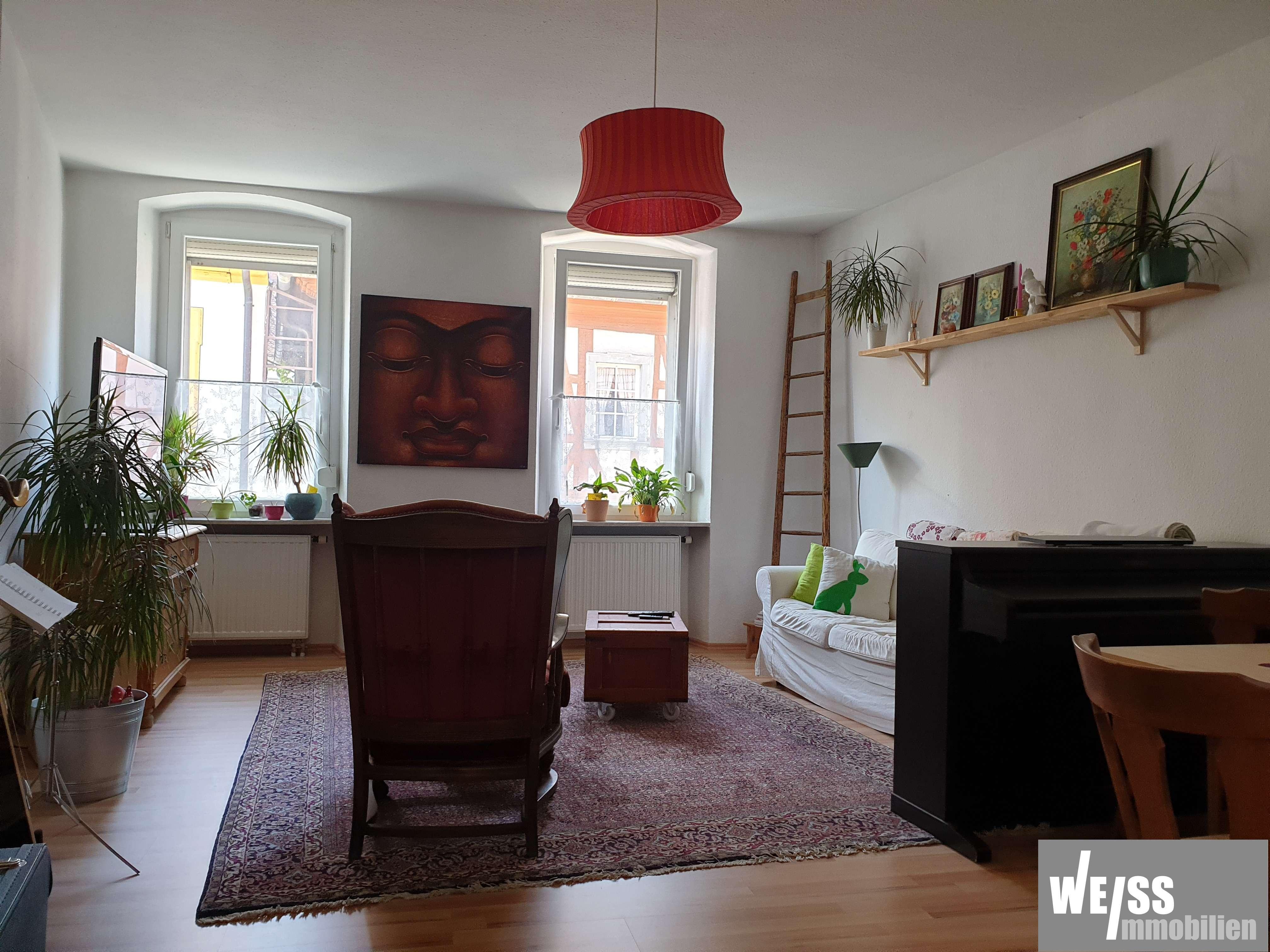 +++Wohnung zum Glücklichsein+++ 2 Zimmer Altstadtwohnung, ohne Balkon in