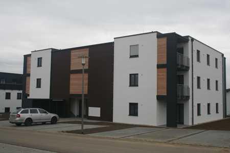 Erstbezug: ansprechende 2-Zimmer-Wohnung mit Einbauküche und Balkon in Vilshofen an der Donau in Vilshofen an der Donau