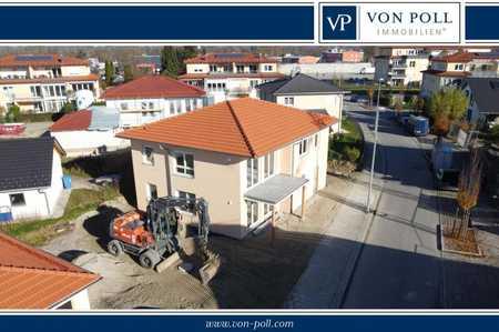 Erstbezug – anspruchsvolle Erdgeschosswohnung in bester Wohnlage – naturnah und doch zentral in Mühldorf am Inn