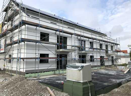 Erstbezug:  3-Zimmer-Wohnung mit Balkon in Hallbergmoos